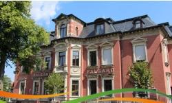 """Logo von Hospiz Vogtland """"Villa Falgard"""""""